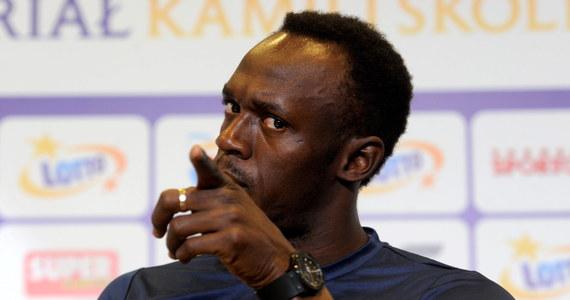 Usain Bolt przespał pół dnia w swoje urodziny. Potem dwie godziny trenował i grał z dziećmi w piłkę, a wieczorem zdmuchnął na torcie 28 świeczek. W sobotę w 5. Warszawskim Memoriale Kamili Skolimowskiej na Stadionie Narodowym Jamajczyk wystartuje na 100 m.