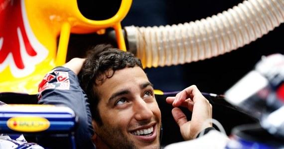 Australijczyk Daniel Ricciardo z teamu Red Bull-Renault wygrał w niedzielę wyścig o Grand Prix Belgii, 12. rundę samochodowych mistrzostw świata Formuły 1. To trzecie zwycięstwo kierowcy debiutującego w F1.