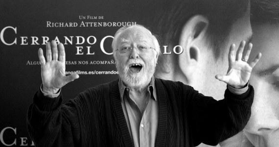 W wieku 90 lat zmarł słynny brytyjski aktor, reżyser i producent filmowy Richard Attenborough. Był starszym bratem słynnego twórcy filmów przyrodniczych, Davida Attenborough.