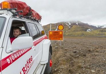Wulkan nie śpi. Islandia szykuje się na powódź