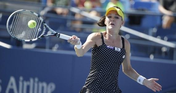 Rozstawiona z numerem czwartym Agnieszka Radwańska odpadła w drugiej rundzie wielkoszlemowego US Open, który rozgrywany jest na kortach twardych w Nowym Jorku. Tenisistka z Krakowa przegrała z Chinką Shuai Peng 3:6, 4:6.