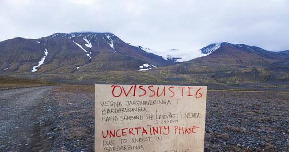 Na powierzchni lodowca, który pokrywa wulkan Bárdarbunga na Islandii, zauważono pęknięcia. Może to świadczyć o tym, że od spodu wydziela się ciepło.