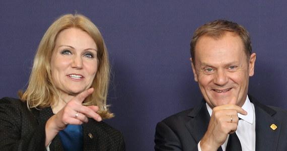 Premier Donald Tusk jest coraz mocniej namawiany przez europejskich przywódców do objęcia funkcji szefa Rady Europejskiej; poważnie traktuje te propozycje, analizując konsekwencje dla Polski - powiedziała rzeczniczka rządu Małgorzata Kidawa-Błońska.