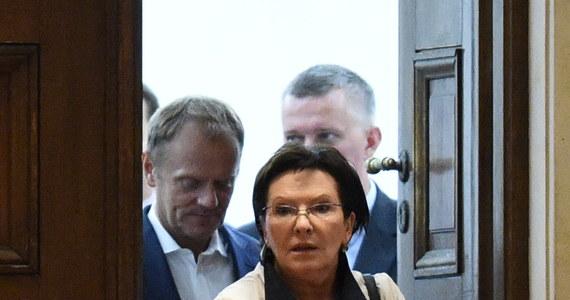 """""""Jak będzie tego sytuacja wymagała, pewnie tak"""" - w ten sposób marszałek Sejmu Ewa Kopacz odpowiedziała na pytanie, czy byłaby gotowa objąć funkcję premiera. Dziennikarka RMF FM dowiedziała się nieoficjalnie, że Donald Tusk wyraził już wstępną zgodę na objęcie stanowiska szefa Rady Europejskiej. Decyzję podejmą przywódcy na sobotnim szczycie Unii Europejskiej."""