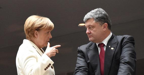 Prezydent Ukrainy Petro Poroszenko poinformował, że UE zamierza przygotować nowe sankcje wobec Rosji za eskalację konfliktu na wschodzie Ukrainy. Dodał, że trwają konsultacje dwustronne z krajami UE w sprawie wojskowej pomocy technicznej dla Ukrainy.