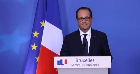Donald Tusk obiecał, że przez najbliższe trzy miesiące będzie się uczyć nie tylko angielskiego, ale też francuskiego – ujawnił Francois Hollande. Prezydent Francji był pytany przez dziennikarzy o swoja zgodę na wybór polskiego premiera na stanowisko szefa Rady Europejskiej.