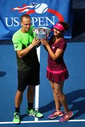Mirza i Soares wygrali miksta w US Open