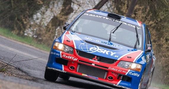 Łukasz Habaj (Ford Fiesta R5) wygrał odcinek testowy przed 60. Rajdem Wisły, piątej rundy mistrzostw Polski. Prowadzący w klasyfikacji generalnej Wojciech Chuchała (Ford Fiesta R5), miał czwarty czas, gorszy o 1,5 s.