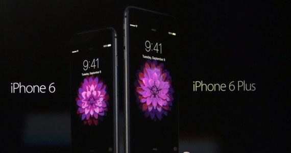 Szef Apple'a Tim Cook zapowiedział wprowadzenie na rynek nowej generacji iPhone'ów. iPhone 6 będzie miał ekran o przekątnej 4,7 cala (niespełna 12 cm), a iPhone 6 Plus - 5,5 cala (prawie 14 cm).
