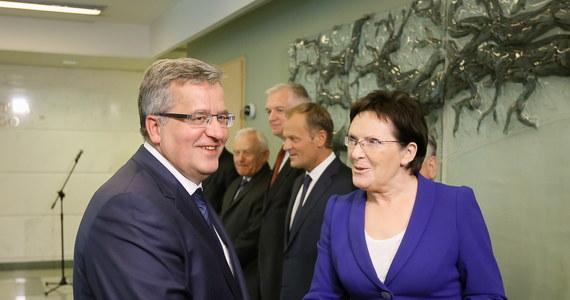 W piątek Bronisław Komorowski przyjmie w Belwederze Ewę Kopacz – kandydatkę na nowego premiera. Nie wiadomo jeszcze, kiedy prezydent wręczy jej akt desygnacji.