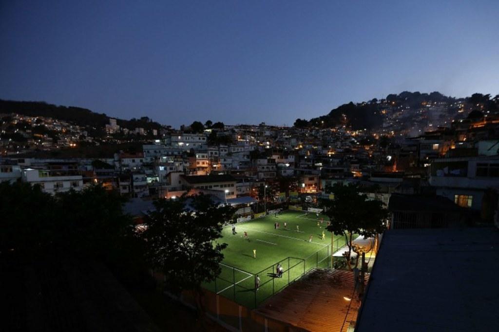 Fot. Marcelo Sayao, PAP/EPA