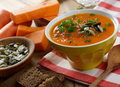 Zupa-krem z dyni