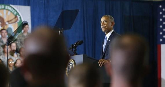 """Prezydent USA wykluczył udział amerykańskich sił lądowych w operacji przeciw dżihadystom w Iraku. """"Chcę wyrazić się jasno: siły amerykańskie wysłane do Iraku nie mają za zadanie podjęcia misji bojowej"""" - oświadczył Barack Obama."""