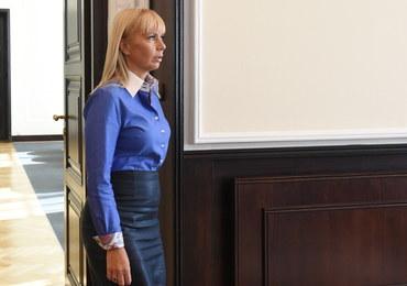 Elżbieta Bieńkowska rekomenduje elektroniczny system poboru opłat na autostradach