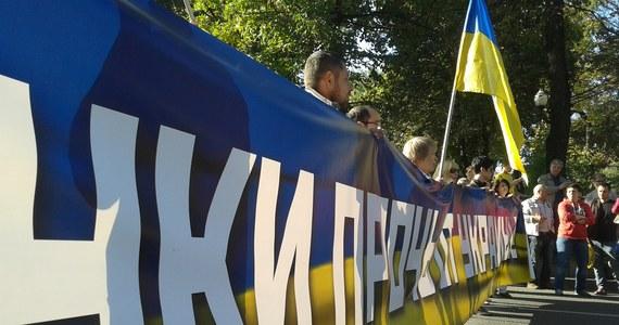 Ponad 20 tysięcy osób przemaszerowało przez centrum Moskwy, protestując przeciwko agresywnej polityce Rosji wobec Ukrainy. Podobne akcje - choć nie tak liczne - odbyły się też w innych miastach Federacji Rosyjskiej.