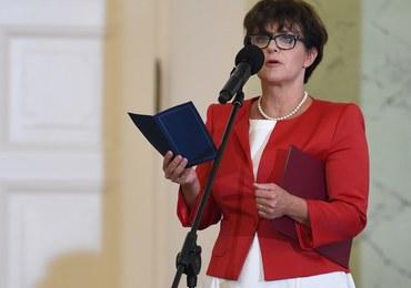 Kluzik: Deklaracja wiary nauczycieli jest niezgodna z konstytucją