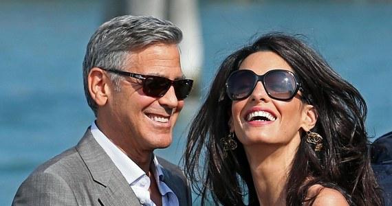 To już pewne - hollywoodzki aktor George Clooney w poniedziałek weźmie ślub ze swoją narzeczoną, brytyjsko-libańską prawniczką Amal Alamuddin.