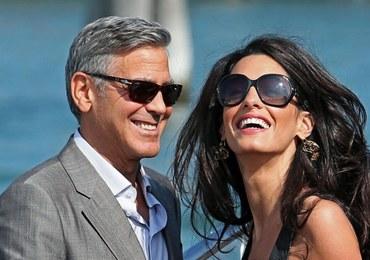 George Clooney ożenił się