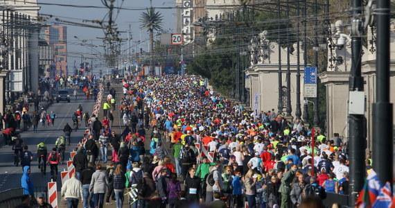 Wicemistrz Europy w maratonie Yared Shegumo (AZS AWF Warszawa) z wynikiem 14.20 zwyciężył w biegu na 5 km. Bieg poprzedził 36. PZU Maraton Warszawski.