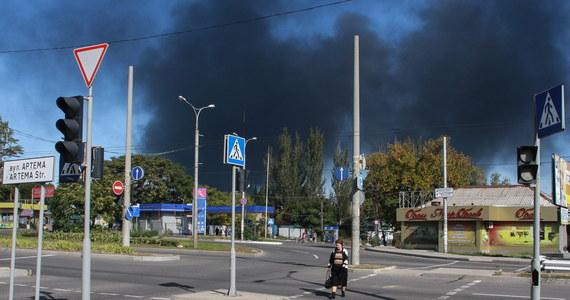 W ostrzale moździerzowym Doniecka, na wschodzie Ukrainy, zginął przedstawiciel Międzynarodowego Komitetu Czerwonego Krzyża. Mężczyzna był obywatelem Szwajcarii - twierdzą rosyjskie agencje, powołując się na separatystów kontrolujących Donieck.