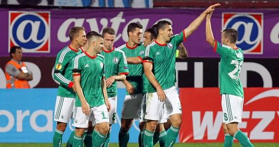 1:0 dla Legii Warszawa takim wynikiem zakończyło się spotkanie z tureckim Trabzonsporem w meczu drugiej kolejki fazy grupowej Ligi Europejskiej. W 16. minucie bramkę zdobył Michał Kucharczyk. Wygrana oznacza, że warszawiacy objęli prowadzenie w grupie L.