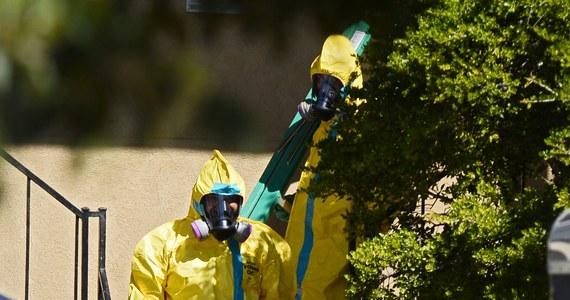 Prawdopodobnie dwa nowe przypadki wirusa Eboli w Stanach Zjednoczonych. Wiadomo, że chorzy niedawno wrócili z Afryki.