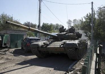 Ukraina: Rozpoczyna się wyznaczanie strefy buforowej