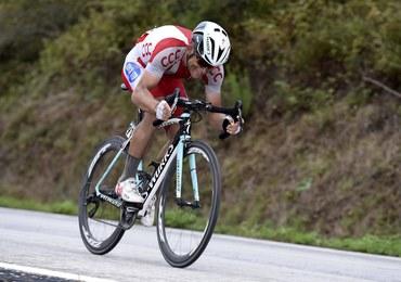 Giro di Lombardia: Kwiatkowski odpadł z czołówki
