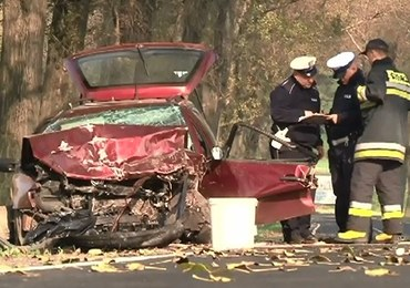 9 osób rannych w wypadku na Dolnym Śląsku