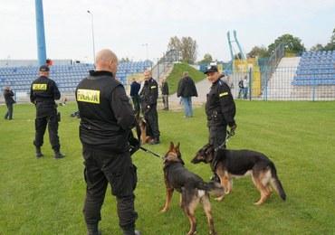 Bomba na stadionie Ruchu Chorzów