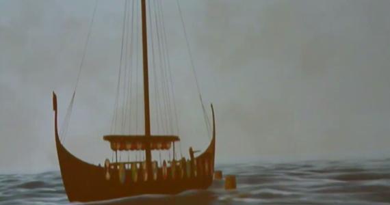 Raz świeci słońce, raz pada deszcz, a na horyzoncie skaliste wybrzeża fiordów. W jednej ręce drążek steru, w drugiej - kompas słoneczny. To za jego pomocą trzeba dopłynąć do celu. W szczecińskim Muzeum Narodowym można spróbować swoich sił na jedynym na świecie symulatorze łodzi wikingów.