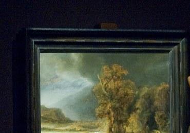 Arcydzieło Rembrandta opuszcza Kraków