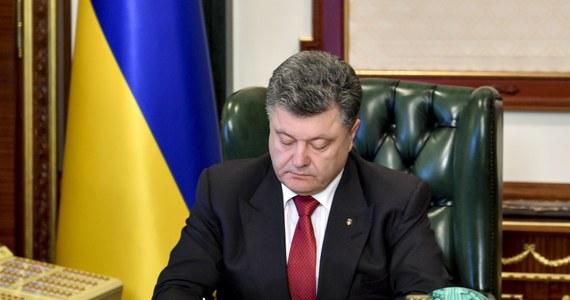 Prezydent Ukrainy Petro Poroszenko podpisał ustawę lustracyjną. Jej zadaniem jest oczyszczenie władz kraju z dawnych agentów sowieckich służb, a także z urzędników z ekipy obalonego prezydenta Wiktora Janukowycza.