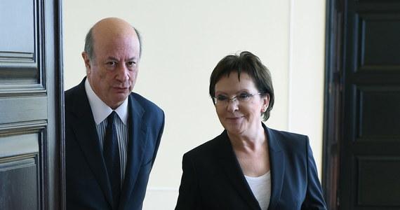 Były wicepremier i eksminister finansów Jacek Rostowski zostanie szefem doradców Ewy Kopacz w randze ministra bez teki. Premier zapowiedziała, że wniosek ws. nominacji dla Rostowskiego zostanie przekazany prezydentowi na początku przyszłego tygodnia.