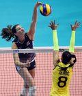 MŚ siatkarek: USA i Chiny zagrają w finale
