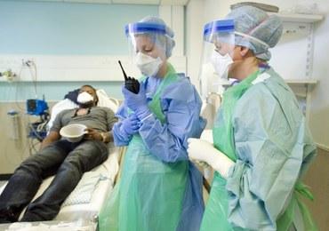 Rosja obiecuje trzy szczepionki przeciwko eboli za pół roku