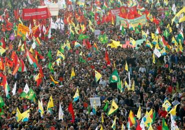 20 tys. Kurdów protestowało w Duesseldorfie