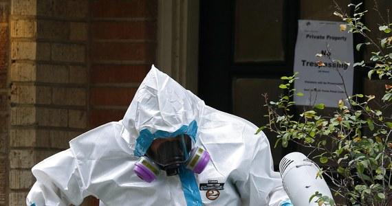 Drugi pracownik szpitala w Teksasie został zarażony wirusem ebola. Mężczyzna został odizolowany. Wcześniej zajmował się chorym na gorączkę krwotoczną Liberyjczykiem - Erickiem Duncanem, który zmarł w ubiegłą środę.