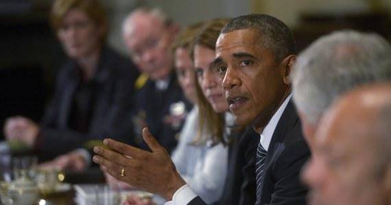 Ryzyko wybuchu w USA epidemii eboli jest minimalne – zapewnił prezydent Stanów Zjednoczonych Barack Obama. Ostrzegł jednak przed rozprzestrzenieniem się wirusa poza Afrykę.