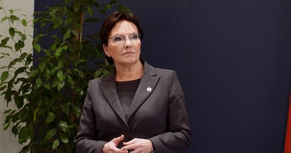 """Zatrzymanie dwóch osób podejrzewanych o szpiegostwo, """"to dowód, jak dobrze działają służby kontrwywiadowcze"""" - oceniła premier Ewa Kopacz. Jak dodała, była poinformowana o zatrzymaniach."""