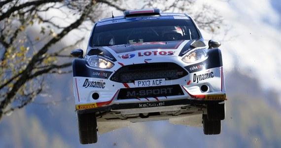 Czterokrotny mistrz Polski Kajetan Kajetanowicz (Ford Fiesta R5) jest drugi po piątkowym, drugim etapie Rajdu du Valais - 10. eliminacji mistrzostw Europy. Prowadzi lider klasyfikacji generalnej Fin Esapekka Lappi (Skoda Fabia S2000).