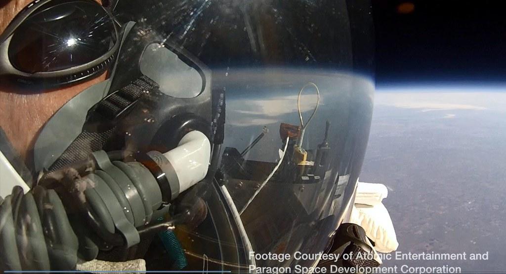 PAP/EPA/Paragon Space Development / HANDOUT