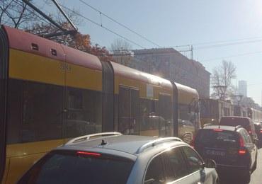 Zderzenie tramwajów: Dwie osoby poszkodowane