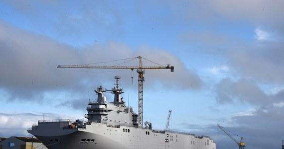 """""""Decyzja o dostarczeniu pierwszego Mistrala Rosji nie została jeszcze podjęta"""" – zapewnia kancelaria prezydenta Francois Hollande'a. Francuscy związkowcy potwierdzają jednak informacje rosyjskiego rządu o tym, że data przekazania pierwszego francuskiego okrętu desantowego Rosjanom została już ustalona na 14 listopada."""