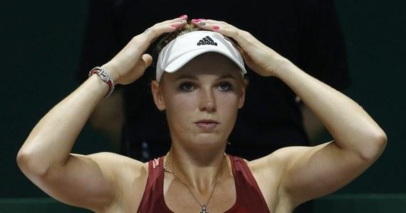 Tenisistka Caroline Wozniacki jest pewna, że ukończy w niedzielę 44. maraton nowojorski. Dunka polskiego pochodzenia przyznaje jednocześnie, że trzeba być nieco szalonym, decydując się na taki bieg.