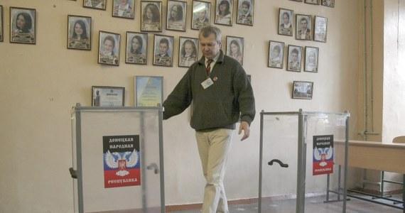 Na opanowanych przez prorosyjskich separatystów terytoriach na wschodniej Ukrainie odbędą się w niedzielę wybory do parlamentów i szefów władz wykonawczych powołanych przez separatystów republik ludowych, Donieckiej i Ługańskiej (DRL i ŁRL). Według władz Ukrainy głosowanie będzie nielegalne i nie zostanie uznane przez społeczność międzynarodową.