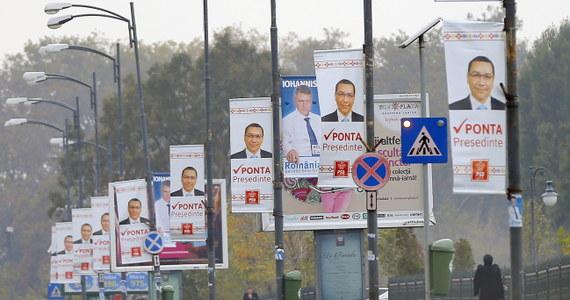W Rumunii trwają wybory prezydenckie. Według sondaży faworytem jest  obecny lewicowy premier Victor Ponta, a jego najpoważniejszym rywalem - Klaus Iohannis, popierany przez Sojusz Chrześcijańsko-Liberalny.