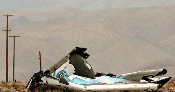 Brytyjskie media publikują wywiad z byłym pilotem testowym SpaceShipOne - poprzednika prototypu, który w piątek rozbił się na pustyni w Stanach Zjednoczonych. Brian Binne uważa, że wprowadzenie zmiany w składzie paliwa mogło być przyczyna katastrofy.