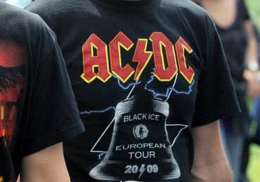 Perkusista AC/DC zatrzymany. Groził śmiercią