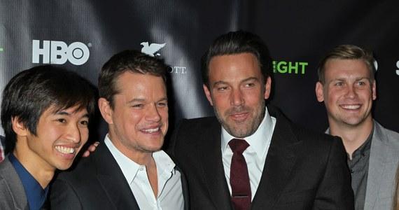 Matt Damon powraca z filmową serią o Jasonie Bourne'ie – ujawnia portal E!